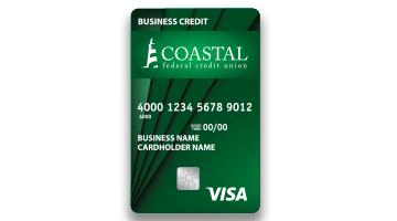 Business Visa Credit Card   NC Visa Credit Card   Coastal CU
