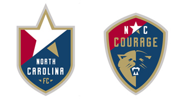NCFC and NC Courage Games